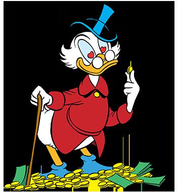 dagobert duck lustiges taschenbuch donald duck clipart silhouette donald duck clipart for happy birthday