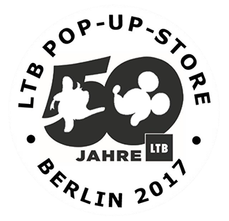 Stempel vom LTB Pop-Up-Store
