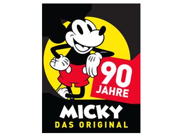 90 Jahre Micky Maus Lustiges Taschenbuch