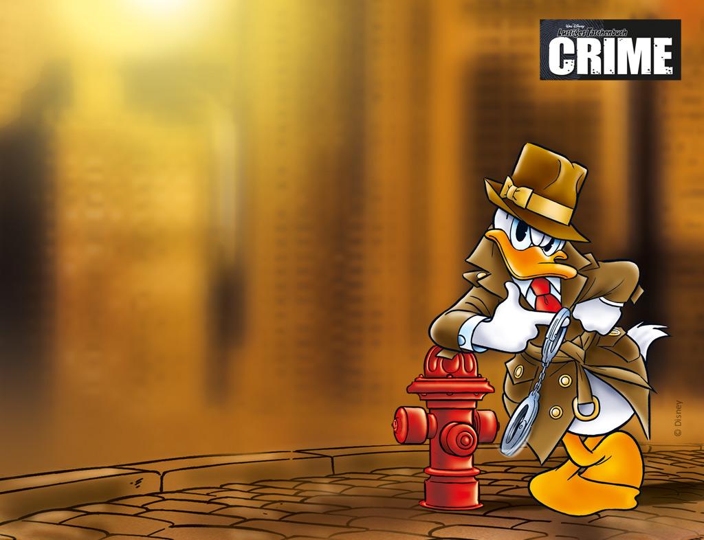 Ltb Crime Wallpaper Lustiges Taschenbuch