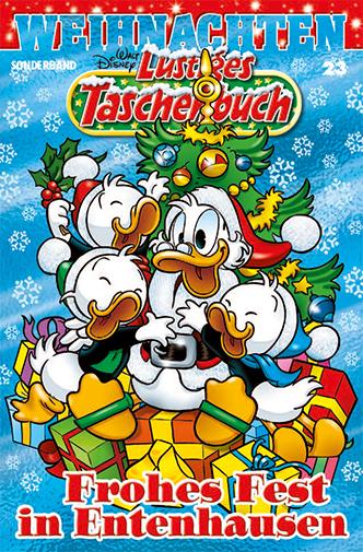 LTB Weihnachten   Lustiges Taschenbuch