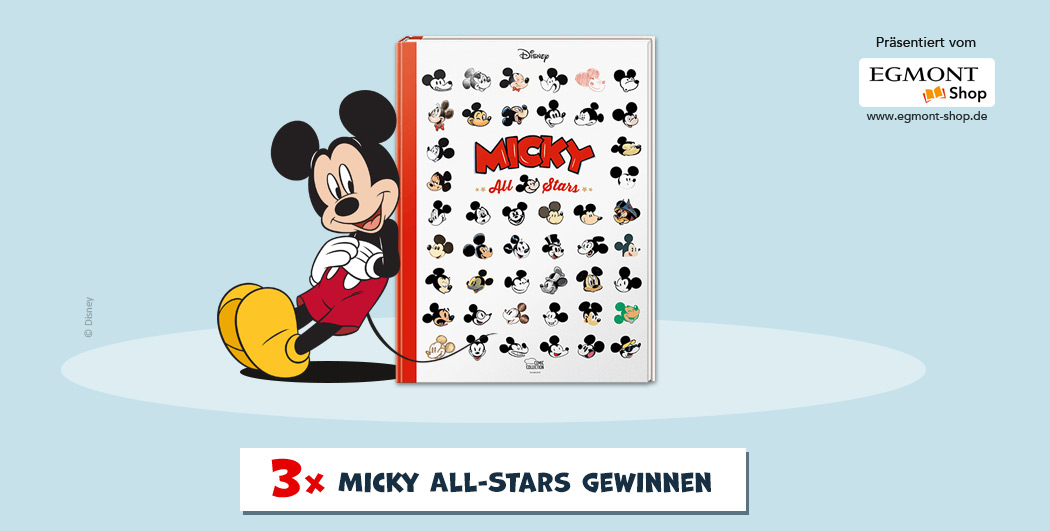 Micky Maus Hardcover