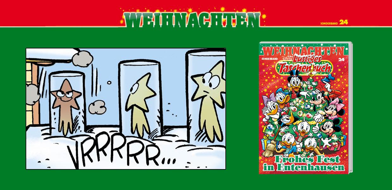 Lustiges Weihnachtsessen.News Ltb Weihnachten 24 Lustiges Taschenbuch De